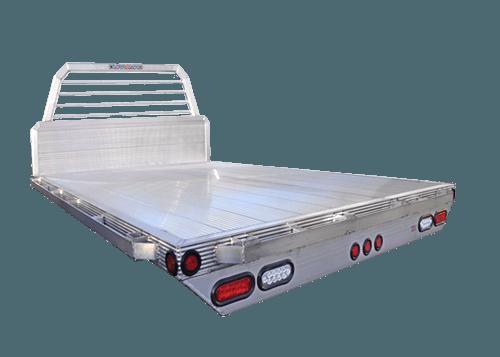 flatbed truck body by Duramag