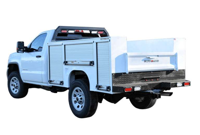 Duramag R-Series Service Truck Body